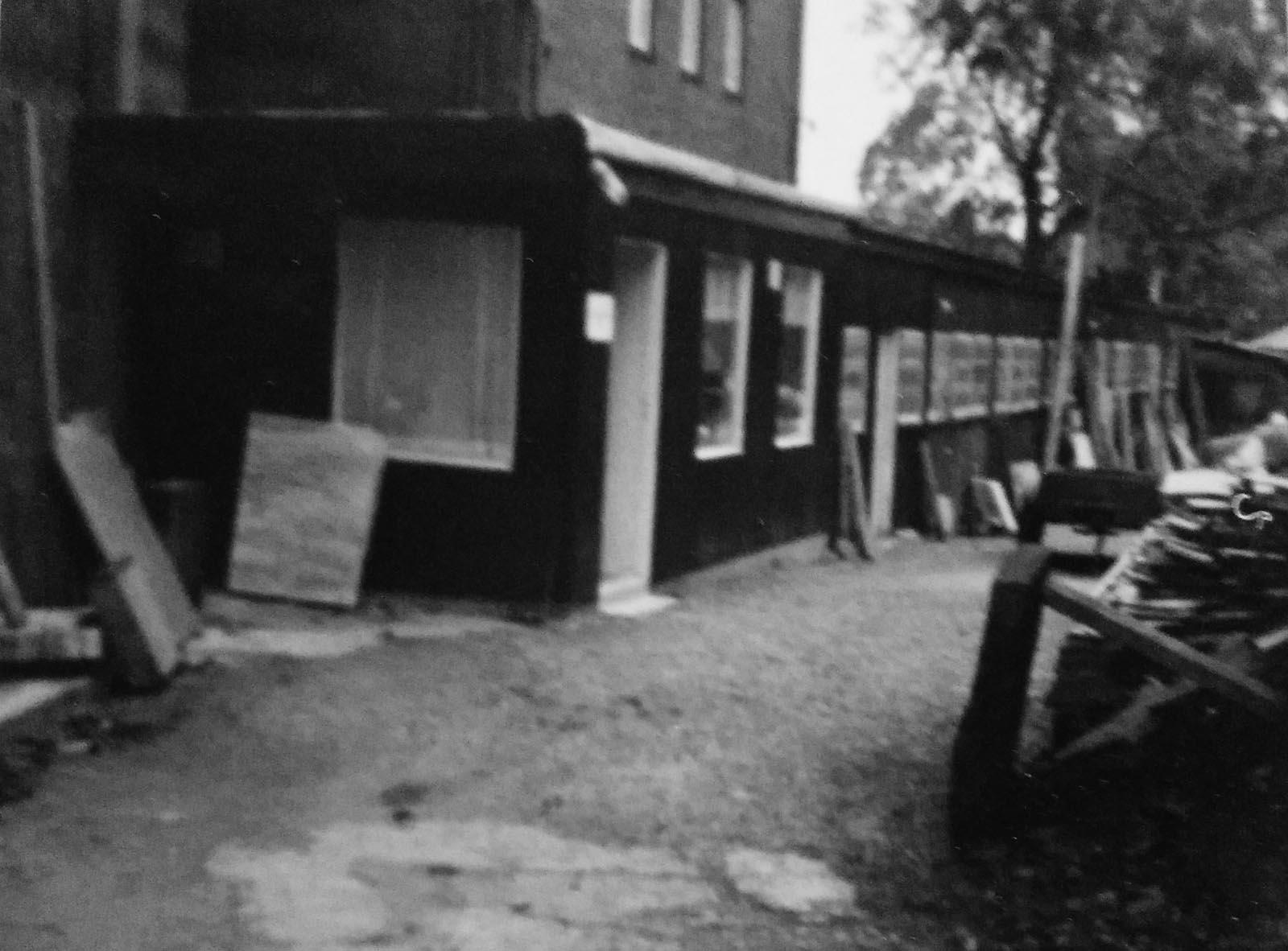 Grillo Natuursteen nieuw kantoor 1968