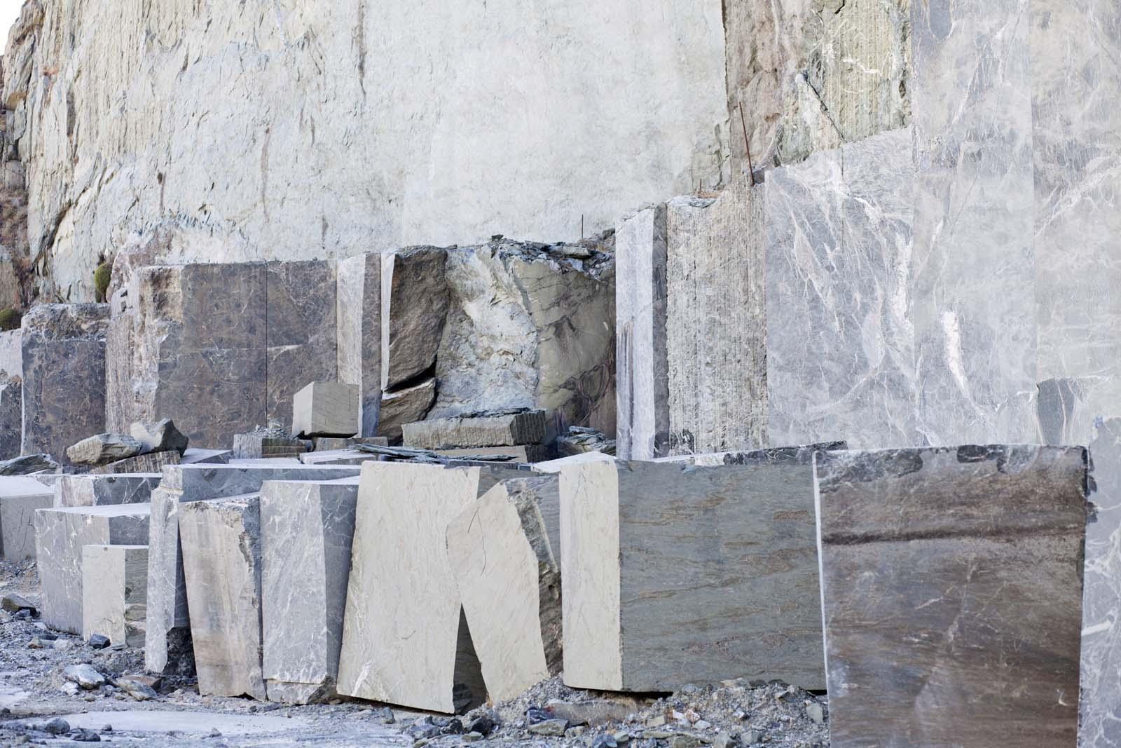 Steensoorten natuursteen graniet marmer composiet Grillo
