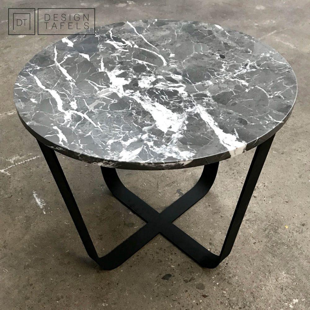 Design Tafels Bergamo Grigio Valentino marmer