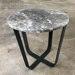 Design Tafels Milano Grigio Valentino marmer