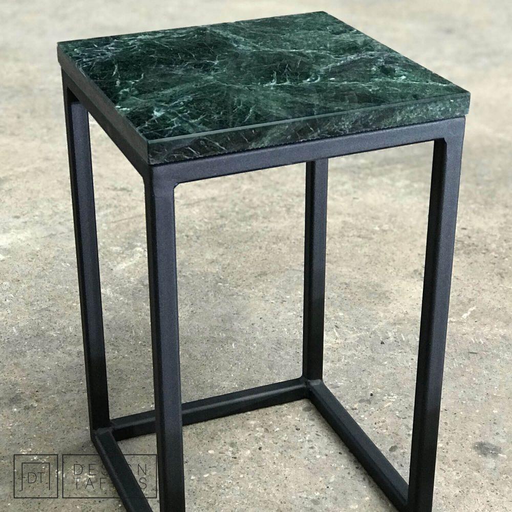 Design Tafels sidetable Genua Verde Alpi