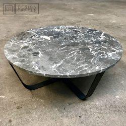 Design Tafels Verona Grigio Valentino marmer
